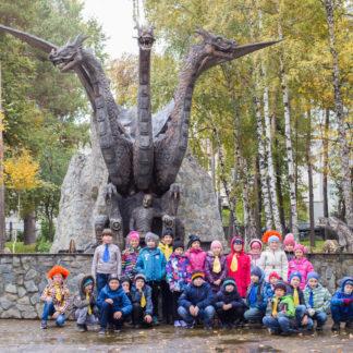 Обзорные экскурсии по Новосибирску для детей и школьников