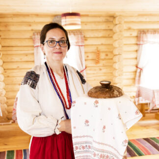 Дом русских традиций в Новосибирске